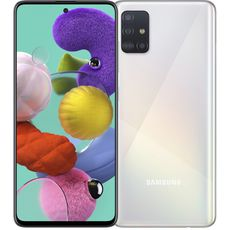 Samsung Galaxy A51 SM-A515F/DS 128Gb White (РСТ)
