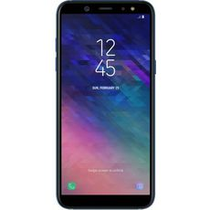Samsung Galaxy A6 (2018) SM-A600F/DS 64Gb Dual LTE Blue - Цифрус