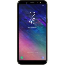 Samsung Galaxy A6 (2018) SM-A600F/DS 32Gb Dual LTE Gold - Цифрус