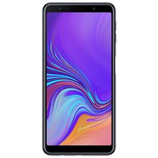 Samsung Galaxy A7 (2018) 4/64Gb SM-A750F/DS Black - Цифрус