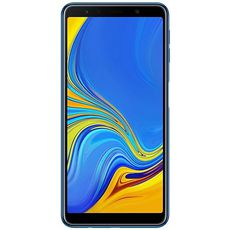 Samsung Galaxy A7 (2018) 4/64Gb SM-A750F/DS Blue - Цифрус