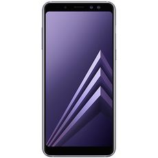 Samsung Galaxy A8 (2018) SM-A530F/DS 32Gb Dual LTE Grey - Цифрус