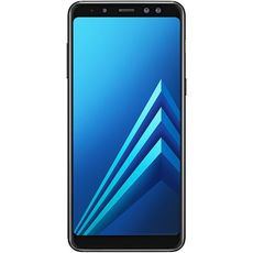 Samsung Galaxy A8+ (2018) A730F/DS 64Gb+4Gb Dual LTE Black - Цифрус