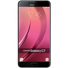 Samsung Galaxy C7 32Gb Dual LTE Dark Gray - Цифрус