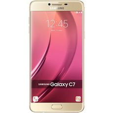 Samsung Galaxy C7 32Gb Dual LTE Gold - Цифрус