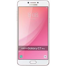 Samsung Galaxy C7 Pro 64Gb Dual LTE Pink Gold - Цифрус