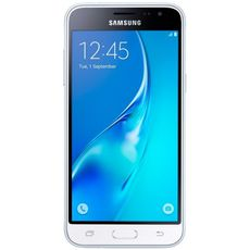 Samsung Galaxy J3 (2016) SM-J320F/DS 8Gb Dual LTE White - Цифрус
