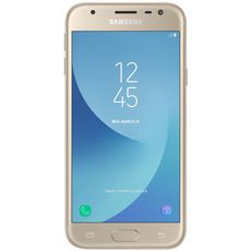 Samsung Galaxy J3 (2017) SM-J330F/DS 16Gb Gold (РСТ) - Цифрус