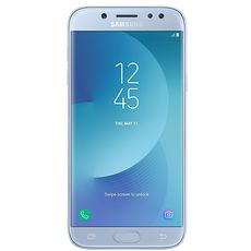 Samsung Galaxy J5 Pro (2017) J530F/DS 32Gb Dual LTE Blue - Цифрус