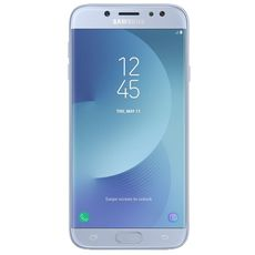 Samsung Galaxy J7 Pro (2017) SM-J730F/DS 64Gb LTE Blue - Цифрус