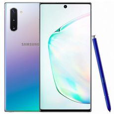 Samsung Galaxy Note 10 N970F/DS (РСТ) 256Gb Glow