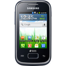 Samsung Galaxy Pocket Duos S5302 Black