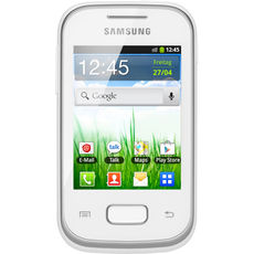 Samsung Galaxy Pocket S5300 White
