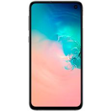 Samsung Galaxy S10E SM-G970F/DS 6/128Gb White (РСТ) - Цифрус