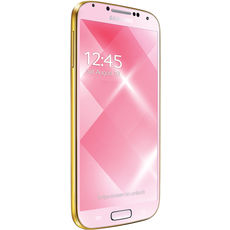 Samsung Galaxy S4 16Gb I9500 Pink Twilight with Gold