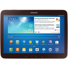Samsung Galaxy Tab 3 10.1 P5210 Wi-Fi 16Gb Gold Brown