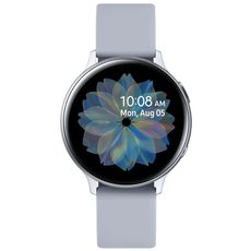 Samsung Galaxy Watch Active2 алюминий 40 мм Cloud Silver (РСТ)