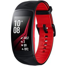 Samsung Gear Fit2 Pro SM-R365 (Small) Black Red - Цифрус