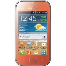 Samsung S6802 Galaxy Ace Duos Orange