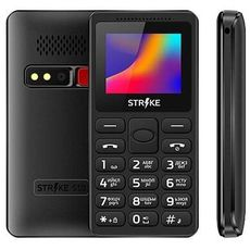 Strike S10 Black (РСТ)