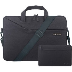 Сумка Cartinoe New Shoulder Bag для MacBook 16 Чёрная