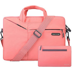 Сумка Cartinoe New Shoulder Bag для MacBook 13 Розовая
