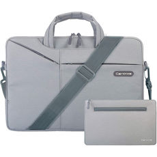 Сумка Cartinoe New Shoulder Bag для MacBook 13 Серая