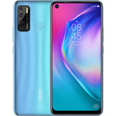 Tecno Camon 15 Air Ice Lake Blue (РСТ)