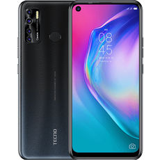 Tecno Camon 15 Air Misty Grey (РСТ)