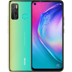 Tecno Camon 15 Green (РСТ)