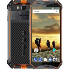 Ulefone Armor 3 64Gb+4Gb Dual LTE Orange - Цифрус