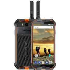 Ulefone Armor 3T 64Gb+4Gb Dual LTE Orange - Цифрус