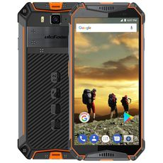 Ulefone Armor 3W 64Gb+6Gb Dual LTE Orange