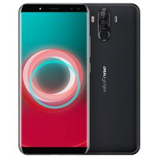 Ulefone Power 3s 64Gb+4Gb Dual LTE Black - Цифрус