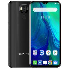 Ulefone Power 6 64Gb+4Gb Dual LTE Black