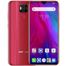 Ulefone Power 6 64Gb+4Gb Dual LTE Red