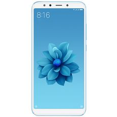 Xiaomi Mi A2 64Gb+4Gb (Global) Blue - Цифрус