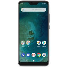 Xiaomi Mi A2 Lite 32Gb+4Gb Dual LTE (Global) Black - Цифрус