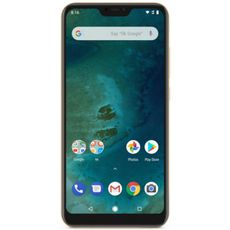 Xiaomi Mi A2 Lite 64Gb+4Gb Dual LTE (Global) Gold - Цифрус