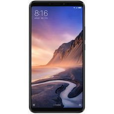 Xiaomi Mi MAX 3 64Gb+4Gb (Global) Black - Цифрус