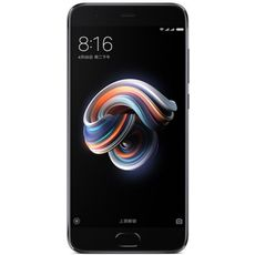 Xiaomi Mi Note 3 64Gb+6Gb Dual LTE Black - Цифрус