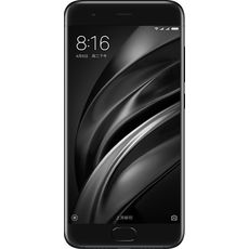 Xiaomi Mi6 128Gb+6Gb Dual LTE Black Ceramic - Цифрус