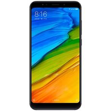 Xiaomi Redmi 5 Plus 64Gb+4Gb Dual LTE Black - Цифрус