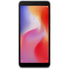 Xiaomi Redmi 6 32Gb+3Gb (Global) Dual LTE Black - Цифрус