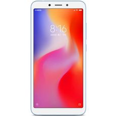Xiaomi Redmi 6A 16Gb+2Gb (Global) Blue - Цифрус