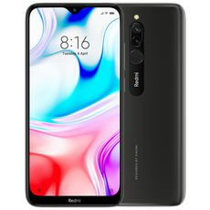 Xiaomi Redmi 8 (Global) 32Gb+3Gb Dual LTE Black