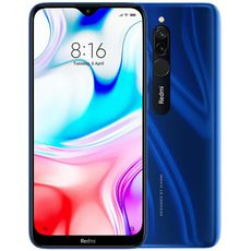 Xiaomi Redmi 8 (Global) 32Gb+3Gb Dual LTE Blue