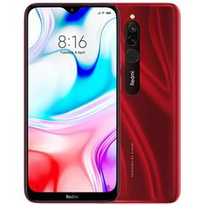 Xiaomi Redmi 8 (Global) 32Gb+3Gb Dual LTE Red