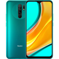 Xiaomi Redmi 9 64Gb+4Gb (NFC) Dual LTE Green (Global)