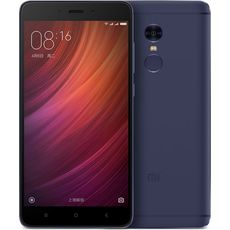Xiaomi Redmi Note 4 64Gb+4Gb Dual LTE Blue